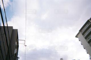 曇り空の写真・画像素材[1853601]