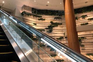 天王洲アイルのエレベーターの写真・画像素材[3084761]