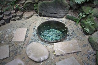 清正の井戸の写真・画像素材[2048350]