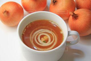 オニオンスープの写真・画像素材[2089182]