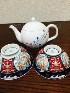 夫婦茶碗の写真・画像素材[1804281]