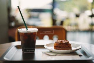 アイスコーヒーの写真・画像素材[2145996]