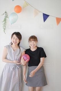 笑顔の女性の写真・画像素材[2265774]