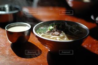 チベットの食堂での写真・画像素材[1800364]