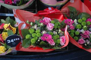 パリの花屋の写真・画像素材[1800648]