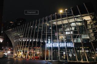 大阪駅付近の建物の写真・画像素材[1864675]