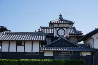 安芸市の野良時計の写真・画像素材[1803176]