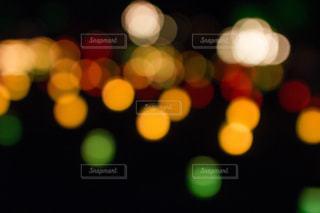 奈良燈花会の玉ボケの写真・画像素材[1806072]