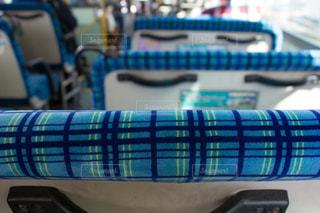 奈良のバス車内の写真・画像素材[1823321]