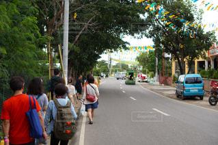 フィリピンセブ島の街並みの写真・画像素材[1839321]