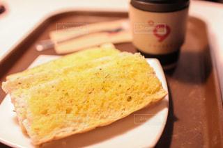 フィリピンセブ島のカフェ朝食の写真・画像素材[1839356]