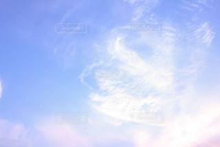 夕方の空の写真・画像素材[1858724]