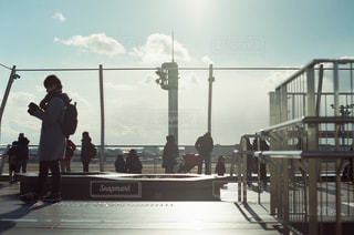 伊丹空港の屋上の写真・画像素材[1872971]