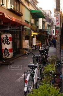 大阪の街並みの写真・画像素材[1872975]