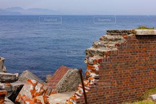 友ヶ島の砲台遺跡の写真・画像素材[2094950]