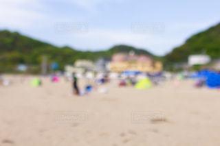 加太海水浴場の砂浜の写真・画像素材[2094976]