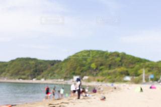 和歌山の加太海水浴場の写真・画像素材[2094993]
