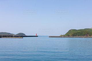 友ヶ島の海と空の写真・画像素材[2095003]