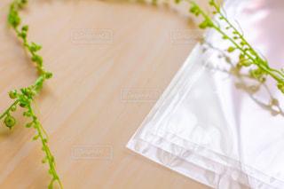 透明な袋の写真・画像素材[2142780]