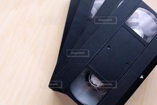ビデオテープの写真・画像素材[2142833]