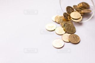 五百円玉貯金の写真・画像素材[2182455]