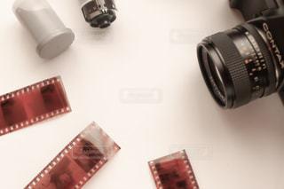 フィルム写真とネガの写真・画像素材[2182456]