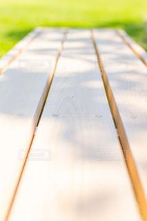 旧芝離宮恩賜庭園のベンチの写真・画像素材[2247204]