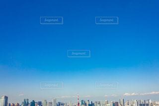 東京タワーと街並みの写真・画像素材[2247219]