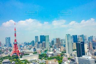 東京都都会の街並みの写真・画像素材[2247242]