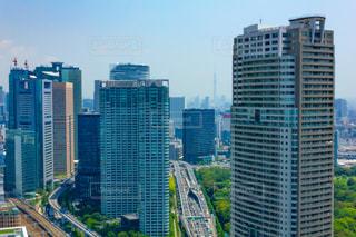 東京都会の街並みの写真・画像素材[2247264]