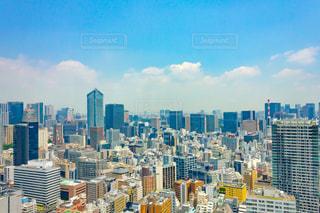 東京都都会の街並みの写真・画像素材[2247266]