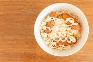 手軽料理のキャベツのすごもりの写真・画像素材[3658475]