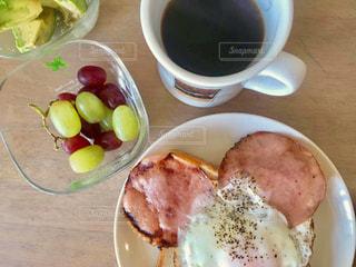 日曜日の朝食の写真・画像素材[1997477]