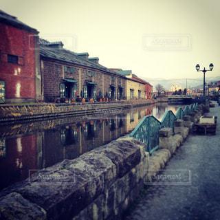 小樽運河の写真・画像素材[1803969]