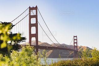 ゴールデンゲートブリッジの写真・画像素材[2206482]