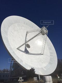 電波望遠鏡の写真・画像素材[1808542]
