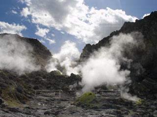 地獄谷の写真・画像素材[1808625]