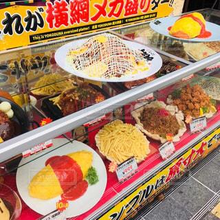 さすが食い道楽の街、大阪の写真・画像素材[1807453]