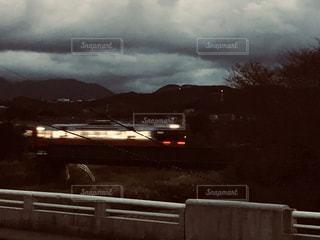 始発列車の写真・画像素材[2509219]