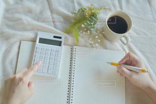 増税、家計費の写真・画像素材[2142886]