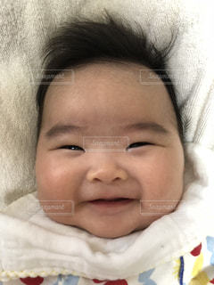 赤ちゃんの写真・画像素材[1847706]