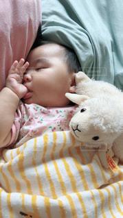 赤ちゃんの写真・画像素材[1847756]