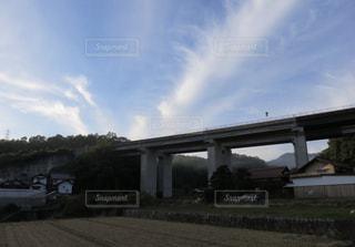 田舎道の写真・画像素材[1811021]