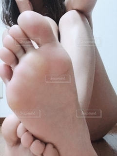 足裏の写真・画像素材[1835287]