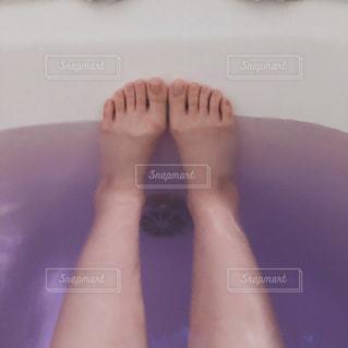 女性の入浴の写真・画像素材[1847107]