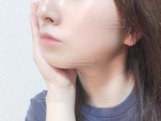 肌の写真・画像素材[2025933]