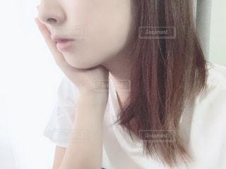 朝の肌の写真・画像素材[2057142]