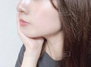 ツヤ肌の写真・画像素材[2083676]