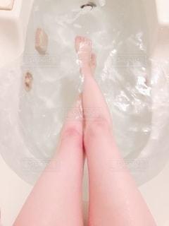 入浴の写真・画像素材[2104592]