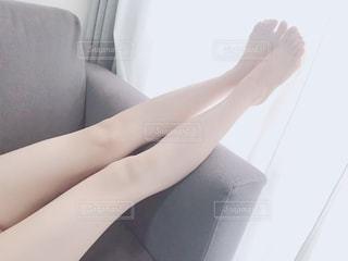 脚の写真・画像素材[2126136]